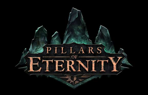 New Pillars of Eternity logo.