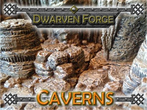 Dwarven Forge Caverns