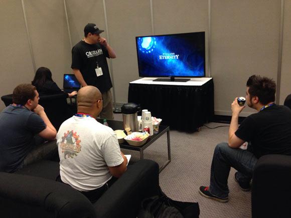 Eternity at E3