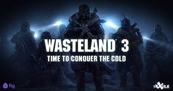 Back Wasteland 3 on Fig!