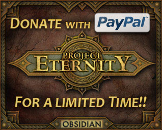 Project Eternity on Kickstarter